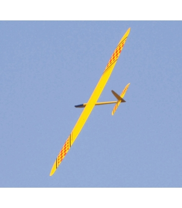 Temporal Valenta Aliante 3,25mt D-box Carbon Arancio bande nere