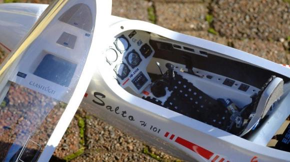 SALTO H101 4500mm Valenta. Realizzazione di GIUSEPPE